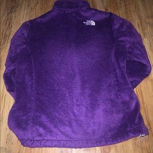 The North Face Jackets & Coats - Women's purple north face fleece